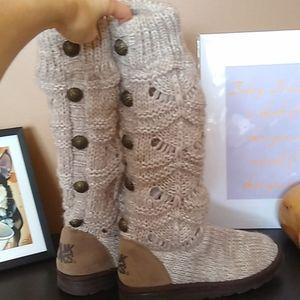 Muk Luks Woven Boots
